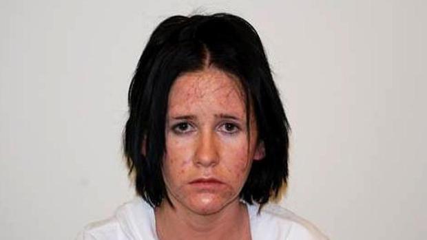 Melissa Calusinski 2009 arrest photo