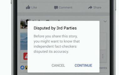 Facebook wants your help to fix its fake news problem