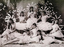 Image result for the nutcracker premiered in russian 1892
