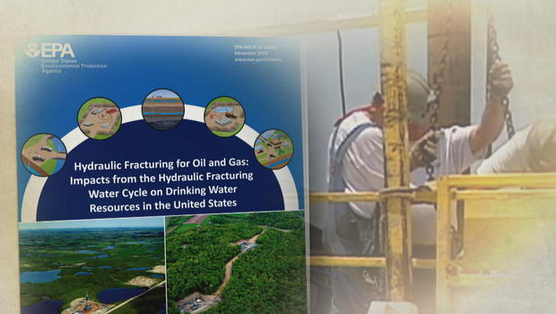 New EPA report takes tougher stance on fracking and impact on ...