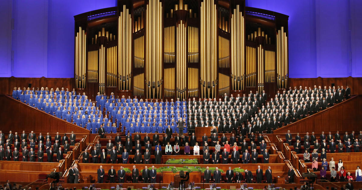 Mormon Tabernacle Choir singer quits over Donald Trump inauguration ...