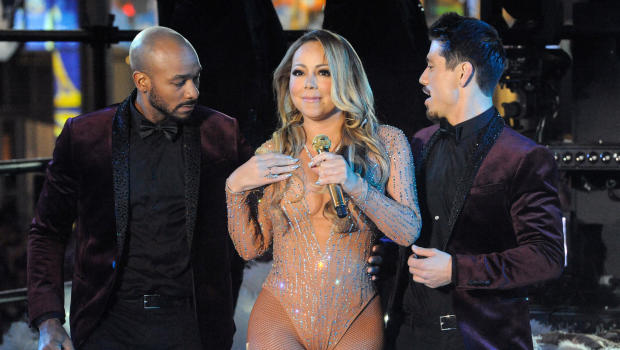Mariah won't be missing sound check at NYE rehearsal this year