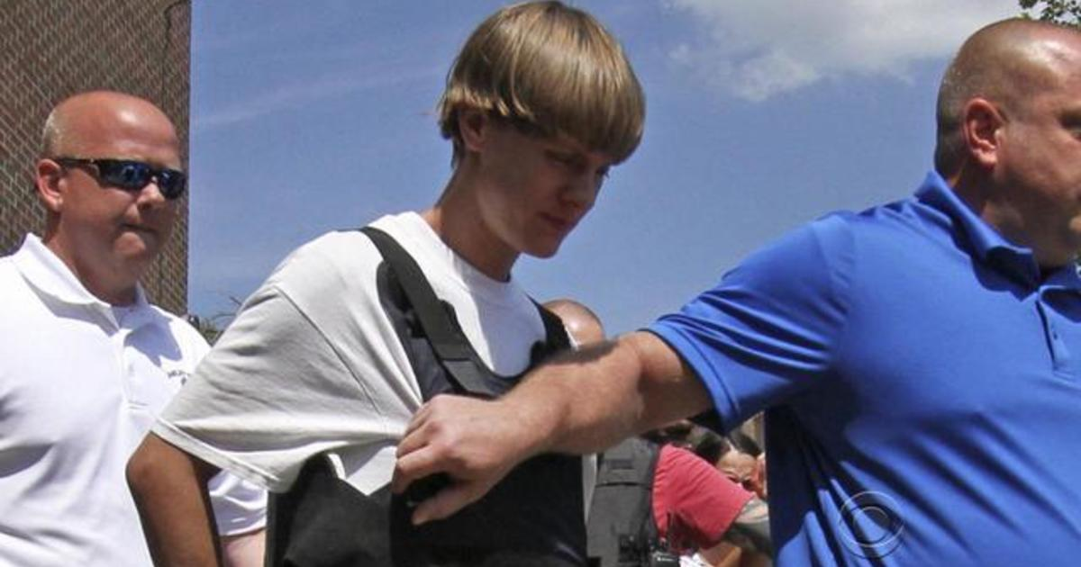 Charleston Shooter Dylann Roof Could Face The Death