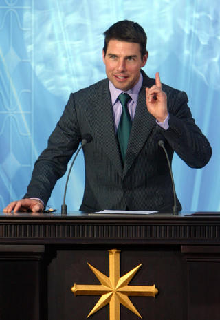 Celebrity Scientologists and ex-Scientologists