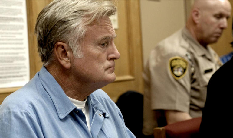 Dennis Ott at his 2015 parole hearing