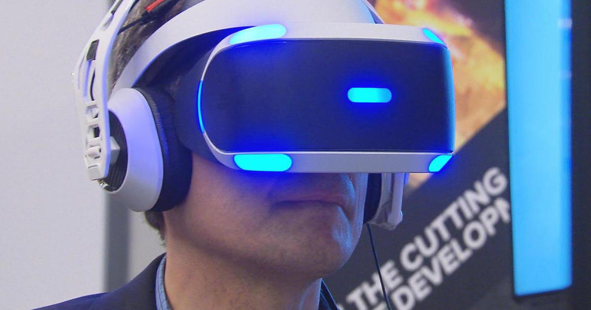 virtual reality check cbs news