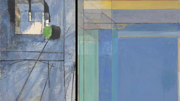 French & American masters: Matisse, Diebenkorn