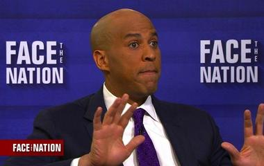 "Cory Booker says it is ""astounding"" hearings would be held without knowing fullness of conflicts of interest"