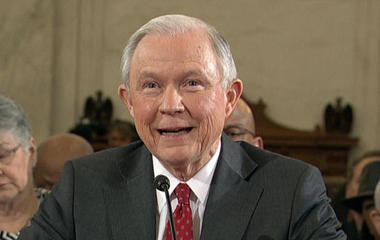Jeff Sessions: I'd recuse myself in a Hillary Clinton investigation