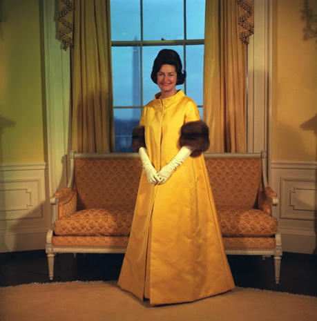 "Smithsonian's ""First Ladies"" collection"