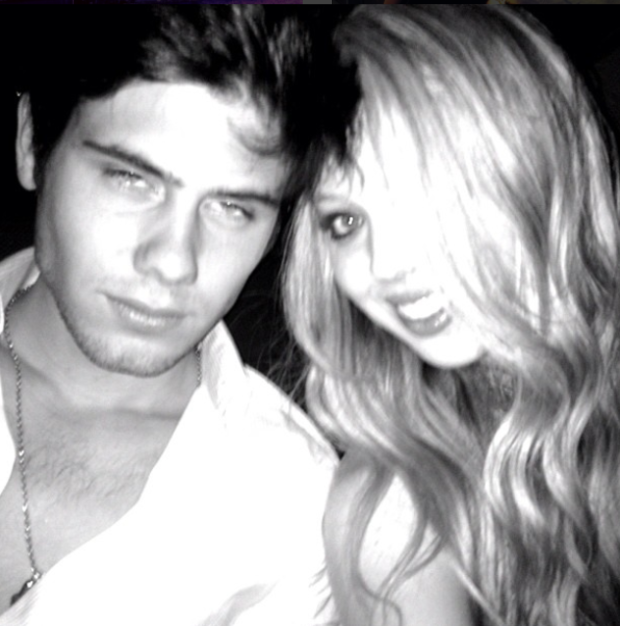 Tiffany Trump and Alexandre Assouline in 2012.