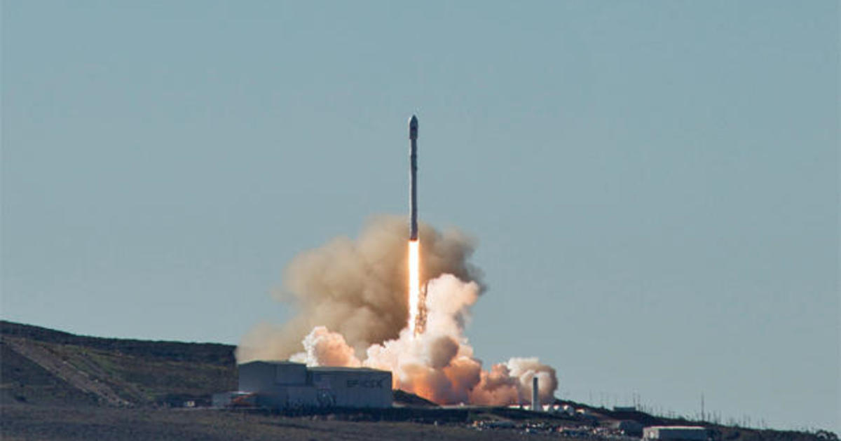 How to watch the SpaceX Falcon 9 launch