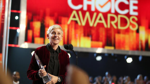 People's Choice Awards 2017 highlights