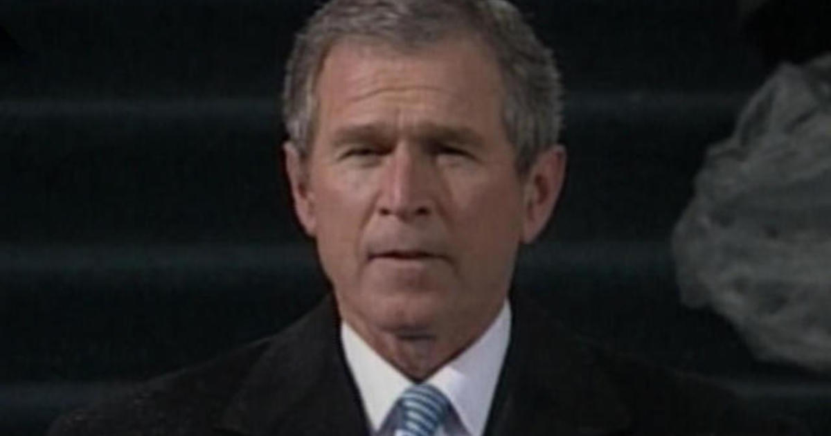 president bushs second inaugural address President bush inaugural address 279 views program id president bush inaugural address 15 minutes 279 views 36 seconds 43 views view all clips from this video.