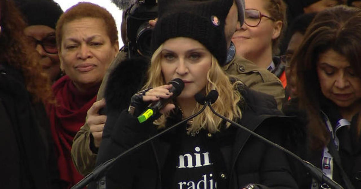 Madonna lesbisk sex