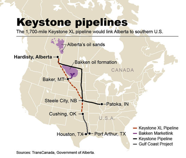 Who benefits from revived Keystone XL and Dakota Access ...