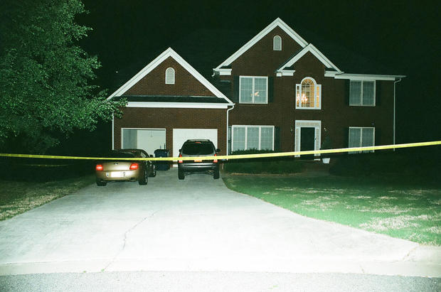 Kay Wenal murder: Crime scene and clues