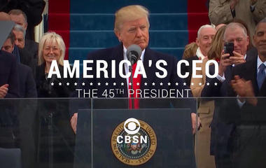 America's CEO: The 45th president