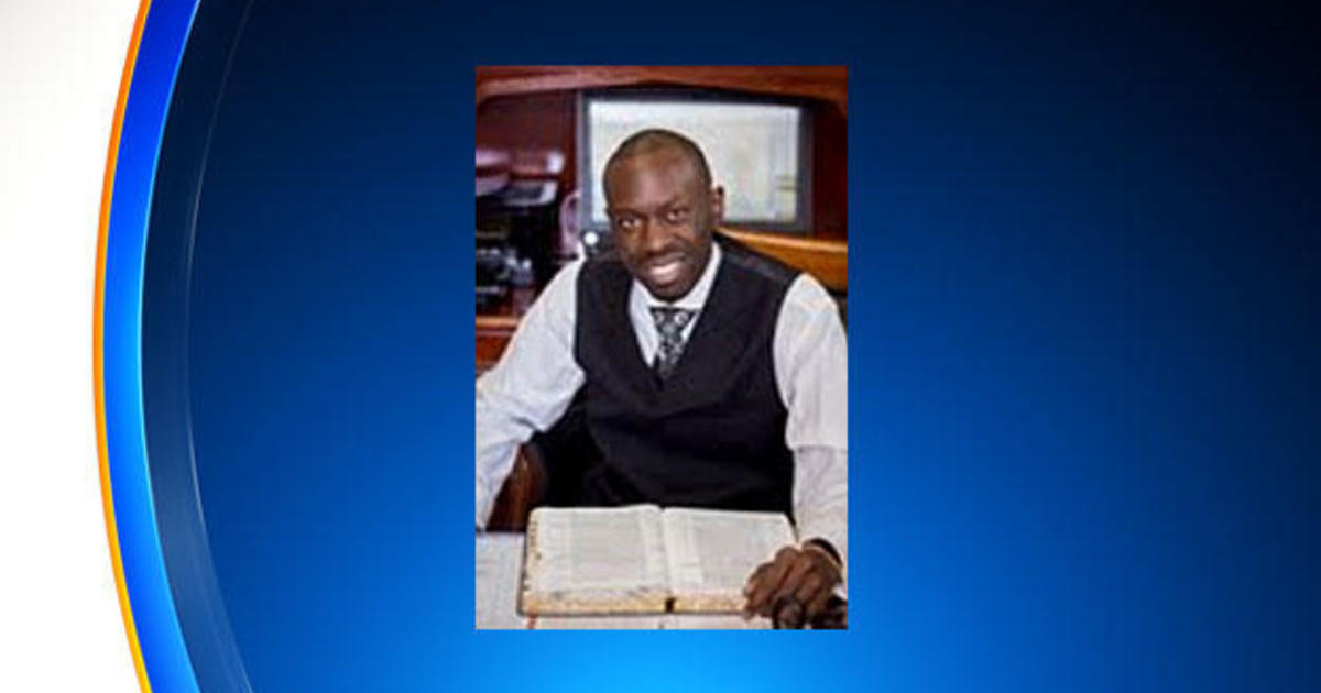 Police Florida Pastor O Jermaine Simmons Caught With Mans Wife, Flees Naked - Cbs -1091