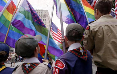 Boy Scouts transgender policy change marks dramatic shift