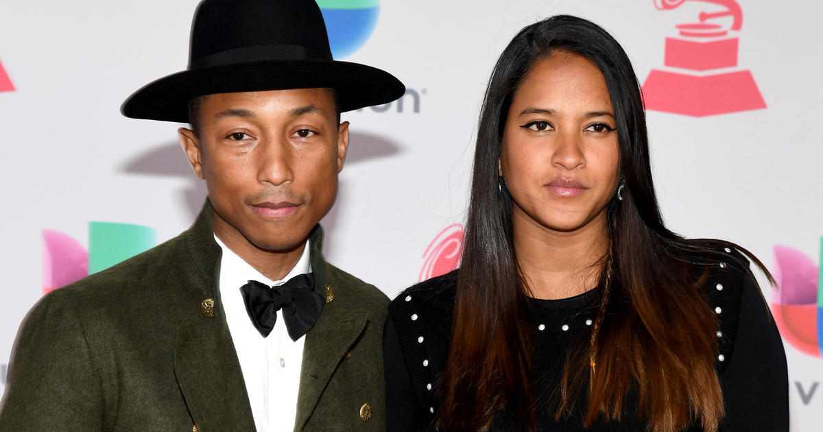 Pharrell Williams And Wife Welcome Triplets