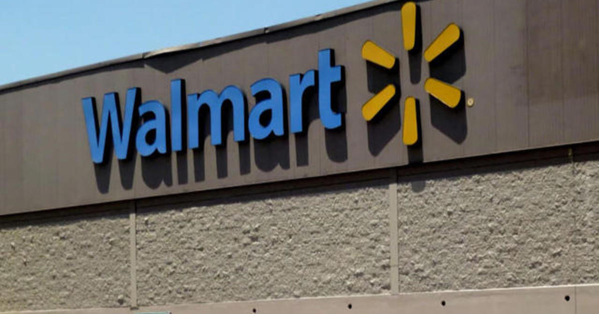 Walmart raises wages, gives bonuses after GOP tax cut - CBS News
