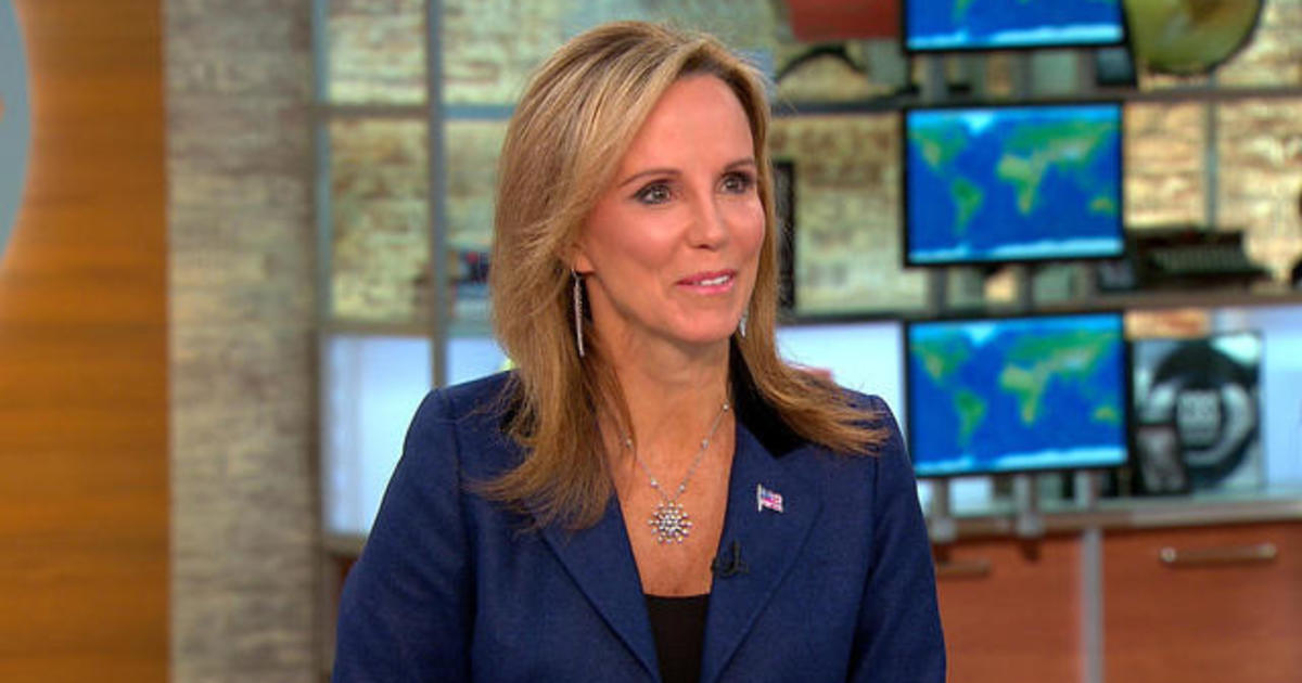 Foreign Policy >> Fran Townsend on Trump's foreign policy approach - CBS News