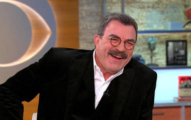 "Tom Selleck on ""Blue Bloods,"" iconic career"