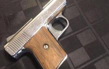 Rape victim's stolen gun may hold clues
