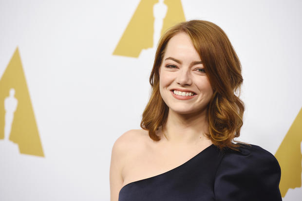 Nominees attend Oscars Luncheon 2017