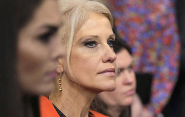 "Kellyanne Conway ""counseled"" for promoting Ivanka Trump brand"