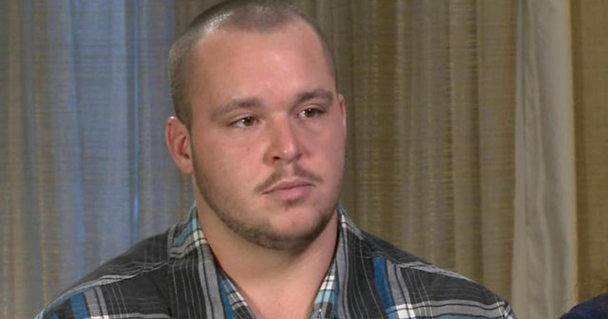 Biological father speaks out on fight for custody of daughter he never met  - CBS News