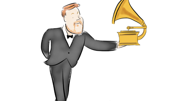 Grammy Awards 2017 in illustrations