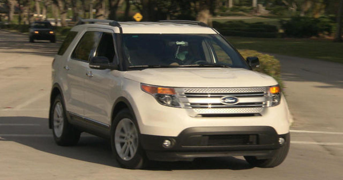 Drivers fear Ford Explorer leaks exhaust fumes