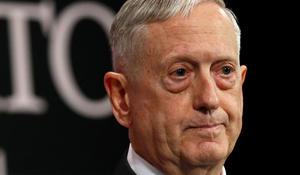 Terrorism no longer the military's top priority, Mattis says