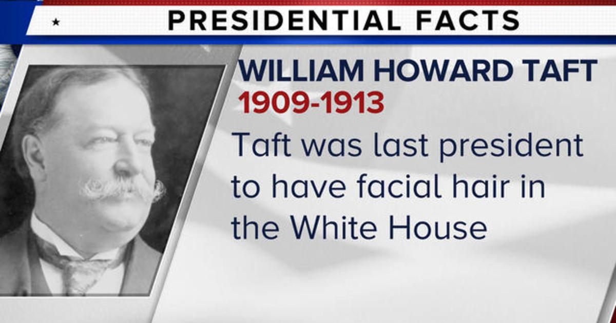 Fun facts about past u s presidents cbs news for Fun facts about america