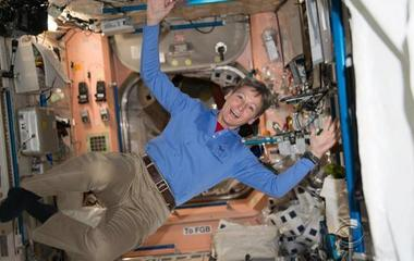 Living Stronger: Astronaut Peggy Whitson breaking records and pushing boundaries