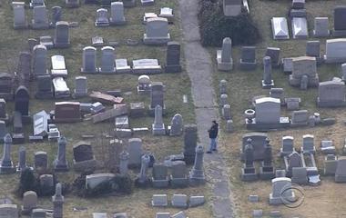 More JCC threats, cemetery vandalism amid FBI investigation