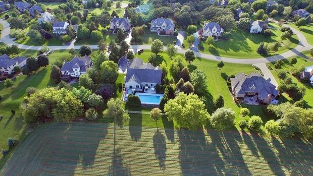 9 ways drones are changing real estate - CBS News