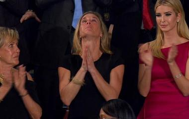 Trump honors fallen SEAL after deflecting blame for his death