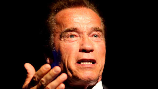 He's BACK: Arnold Schwarzenegger in miracle recovery after heart op