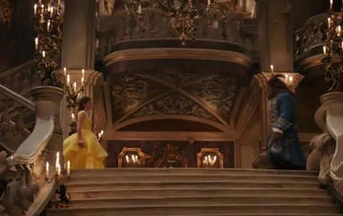 """Russia bars minors from """"Beauty and the Beast"""""""