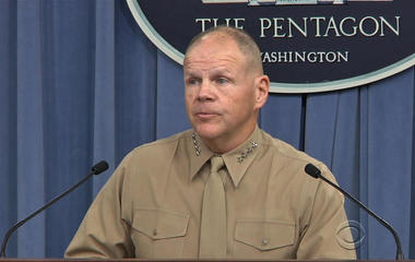 """Top Marine general calls the photo sharing """"disgusting"""""""