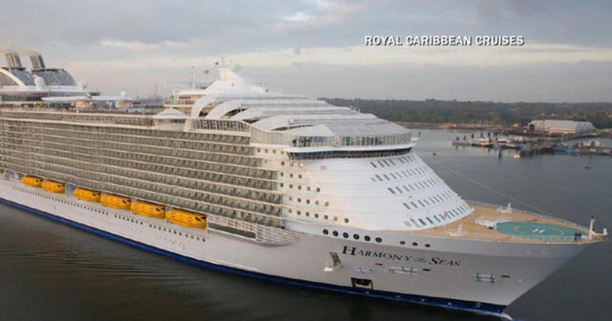 Largest Cruise Ship In The World To Set Sail In From Miami - Cruise ship that lost power 2018