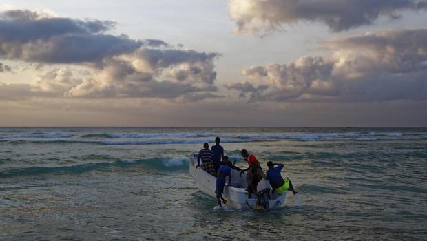 Somalia Piracy Blamed On Illegal Fishing As Somali Pirates Seize Oil Tanker Cbs News