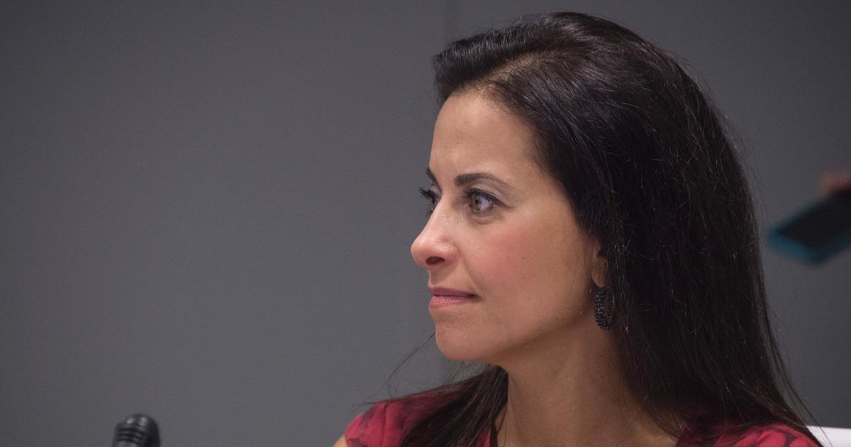 Dina Powell drops out of consideration for UN ambassador