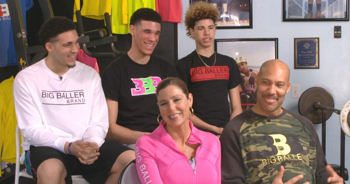 How The Ball Brothers Came To Rule In Basketball Lonzo