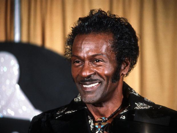 Chuck Berry 1926-2017