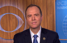 Rep. Schiff previews FBI director's House hearing on Russia probe