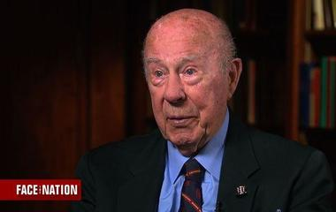 George Shultz on the Trump administration's foreign policy